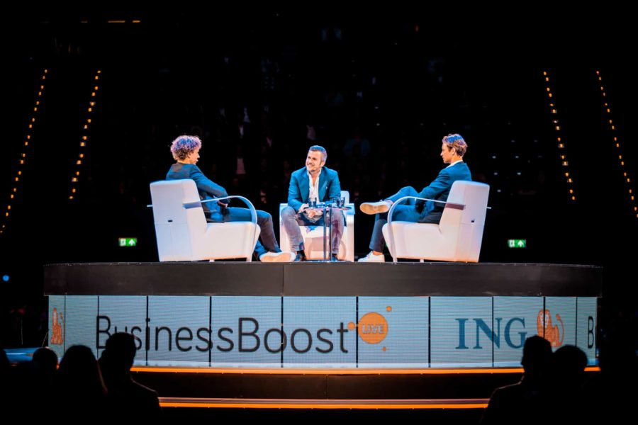 Dit is waarom je BusinessBoost Live niet wil missen